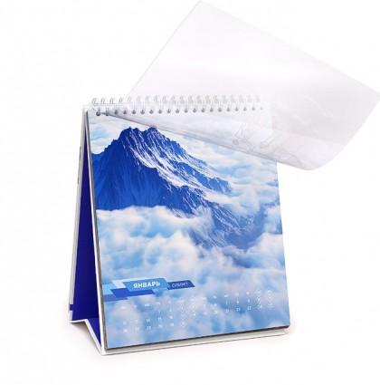 ARQA. Календарь со священными горами мира